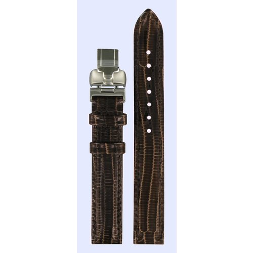 Tissot Tissot L750/850 - T02121561 Watch Band Brown Leather 14 mm