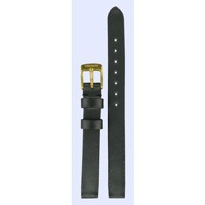 Tissot Tissot T7131 & T7133 Horlogeband Zwart Leer 10 mm