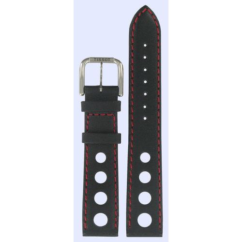 Tissot Tissot T34172192 T-Classic Watch Band Black Leather 18 mm