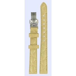 Tissot Tissot T58124521 Uhrenarmband Golden Leder 12 mm