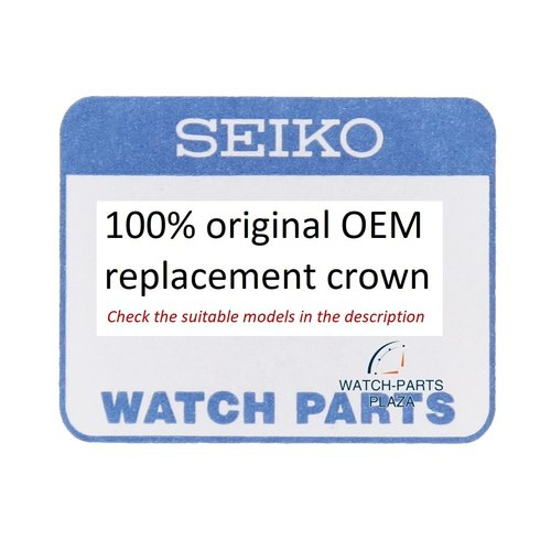 Seiko Seiko 1E65ABSNS1 Krone 3 für 4R35 01Y0, 02K0, 03H0