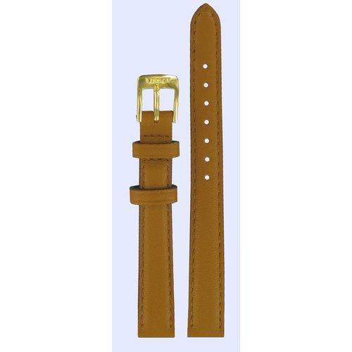 Tissot Tissot T71317074 Horlogeband Bruin Leer 12 mm