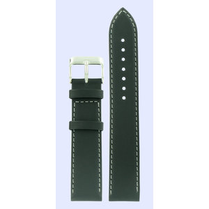 Tissot Tissot T049410A Horlogeband Zwart Leer 19 mm