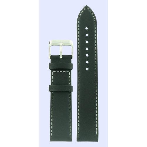 Tissot Tissot T049410A Watch Band Black Leather 19 mm