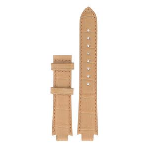 Tissot Tissot T60124993 Watch Band Pink Leather 09,5 mm