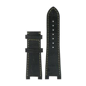 Tissot Tissot T032309A Horlogeband Zwart Leer 11 mm