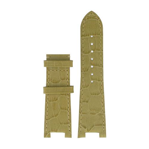 Tissot Tissot T032309A Watch Band Beige Leather 11 mm