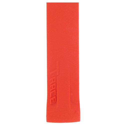 Tissot Tissot T027417A Nicky Hayden 09 LE Horlogeband Rood Siliconen 21 mm