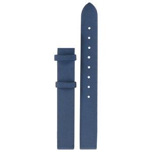 Tissot Tissot T03123580 Watch Band Blue Textile 12 mm