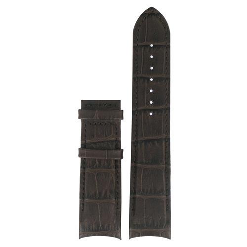 Tissot Tissot T035410A & T035428A XS Horlogeband Bruin Leer 22 mm