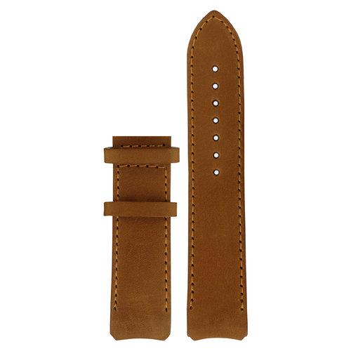 Tissot Tissot T0134201605110 XL Horlogeband Bruin Leer  mm