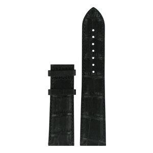 Tissot Tissot T059527A Uhrenarmband Schwarz Leder 22 mm