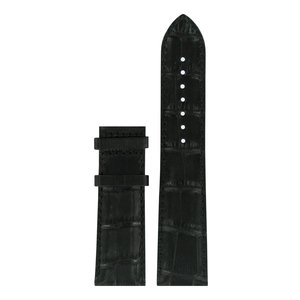 Tissot Tissot T059527A Watch Band Black Leather 22 mm
