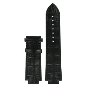 Tissot Tissot T0617171605100 XL Watch Band Black Leather 16 mm