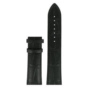Tissot Tissot T070406A, T070405A & T059527A Watch Band Black Leather 22 mm