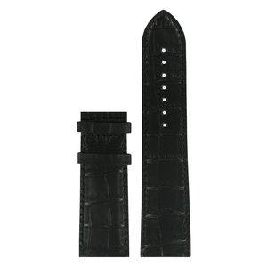 Tissot Tissot T911535A Watch Band Black Leather 24 mm