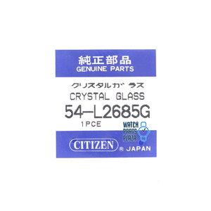 Citizen Citizen 54-L2685G Kristallglas 3660-351975