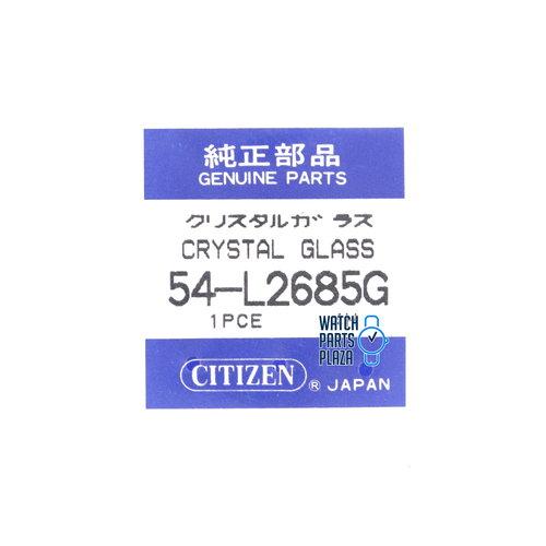 Citizen Citizen 54-L2685G Kristalglas 3660-351975