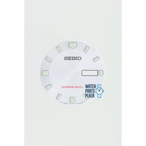 Seiko Seiko 7N360AE8XS13 Wijzerplaat SHC053P1 White Knight