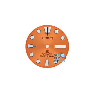 Seiko Seiko 4R3606N4XY1Z Zifferblatt SRPC95 Nemo Orange Turtle