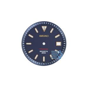 Seiko ORIGINAL SEIKO TITANIUM SPORTS 200 BLUE DIAL 7N42 F100 SEIKO SGE368F1 SGE367F1