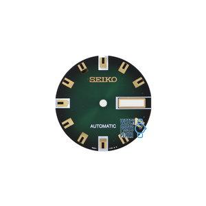 Seiko Seiko 7S2611P4X914 Wijzerplaat SNKM97 Recraft