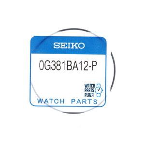 Seiko Seiko 0G381BA12-P Lünettendichtung / O-Ring 38 mm