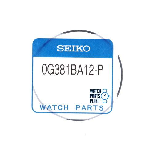 Seiko Seiko 0G381BA12-P bezel gasket / o-ring 38 mm
