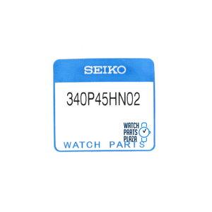 Seiko Seiko 340P45HN02 Kristalglas SRP585, SRP587 & SRP633 MoHawk