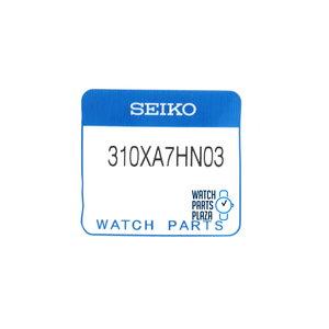 Seiko Seiko 310XA7HN03 Kristallglas SRP491, SRP493, SRP495 & SRP510 Stargate