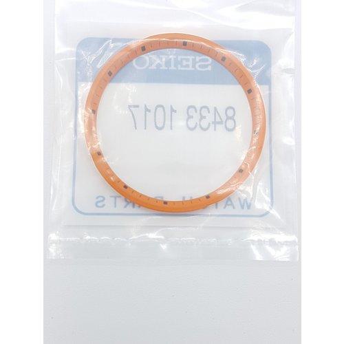 Seiko Seiko SBDC005 Dial Ring - Sumo Orange Scuba