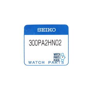 Seiko Seiko 300PA2HN02 Verre En Crystal SHC053, SHC055, SHC057 & SHC061