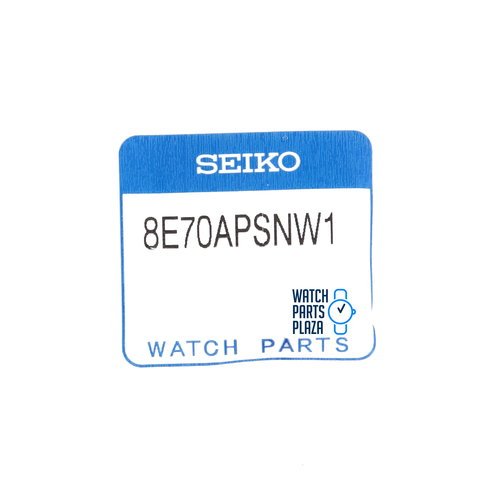 Seiko Seiko 8E70APSNW1 Crown SHC057, SHC059, SHC061, SHC063, SHC065 & SHC067