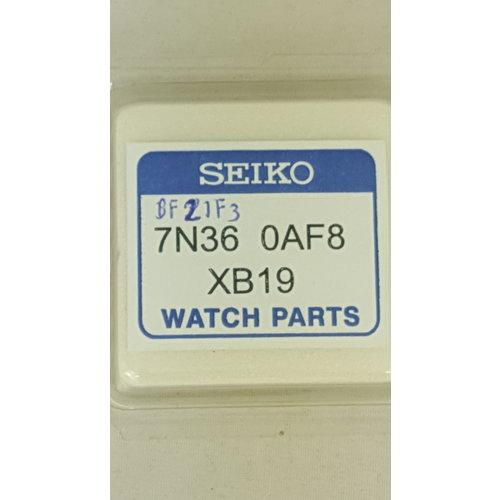 Seiko Seiko 7N360AF8XB19 Dial SHC063 & SHC069 Sawtooth Tuna