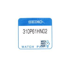 Seiko Seiko 310P61HN02 Kristalglas SRP637, SRP639, SRP641, SRPE85 & SRPE87
