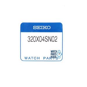 Seiko Seiko 320X04SN02 Sapphire Glass SRPA19K1 Zimbe Turtle
