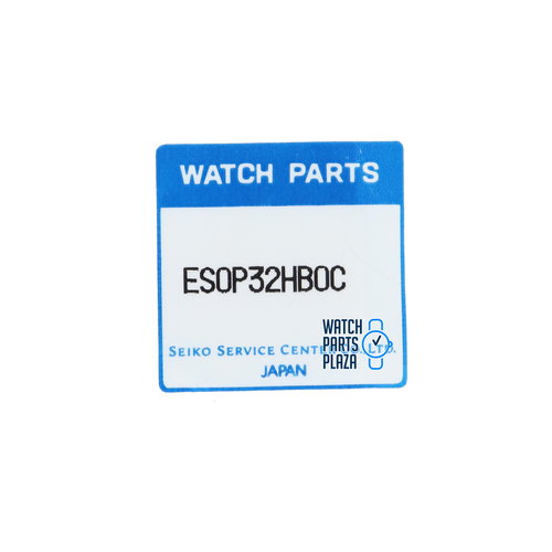Seiko Seiko ES0P32HB0C Crystal Glass DH33-4A00
