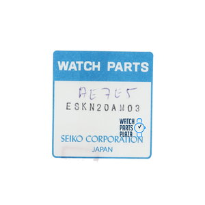 Seiko Seiko ESKN20AM03 Crystal Glass A965-4000 / A966-4010 Talking Watch