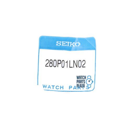 Seiko Seiko 280P01LN02 Kristalglas 7T32-6B50 / 7S26-02R0