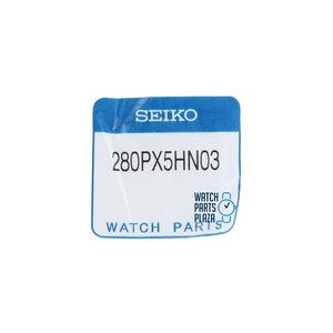 Seiko Seiko 280PX5HN03 Kristalglas SNZF27 / SNZF29 / SKX023 / SKX025