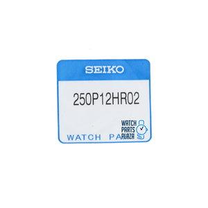 Seiko Seiko 250P12HR02 Kristalglas 3M22-0D30 / 0D39 / 0D90 / 0D99