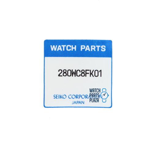 Seiko Seiko 280WC8FK01 Crystal Glass M726-5A00 / M726-5A10 / 5H25-6A00