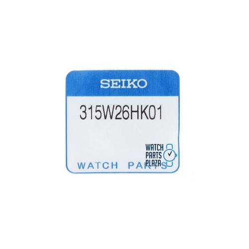 Seiko Seiko 315W26HK01 Kristalglas 7T34-7A00 / 7T34-6A0B / H801-6001