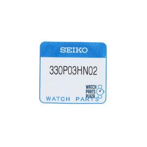 Seiko Seiko 330P03HN02 Crystal Glass 5M62-0AE0 / 5M82-0BE0 / 7T92-0ED0
