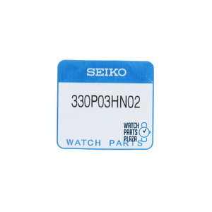 Seiko Seiko 330P03HN02 Kristallglas 5M62-0AE0 / 5M82-0BE0 / 7T92-0ED0