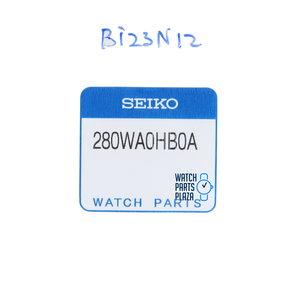 Seiko Seiko 280WA0HB0A Kristalglas 5M63-0B40 / 0B30 Grey Ghost