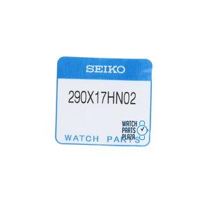 Seiko Seiko 290X17HN02 Kristalglas 8F56-0020 / 0029 / 0080