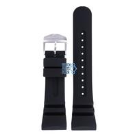 Citizen JV0050-03E Aqualand Watch Band Black Silicone 26 mm