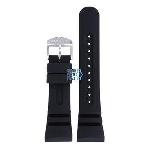 Citizen Citizen JV0050-03E Aqualand Horlogeband Zwart Siliconen 26 mm