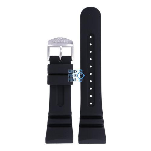 Citizen Citizen JV0050-03E Aqualand Watch Band Black Silicone 26 mm